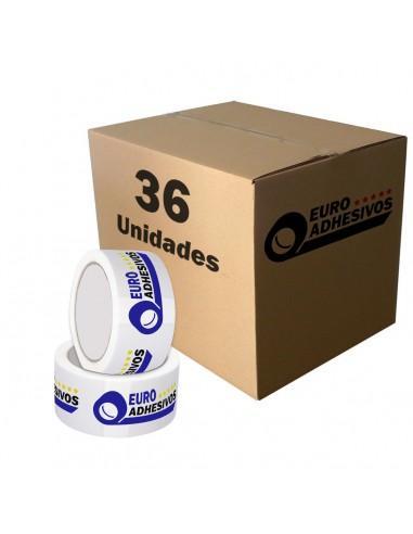 Caja Cinta Adhesiva Solvente PVC...